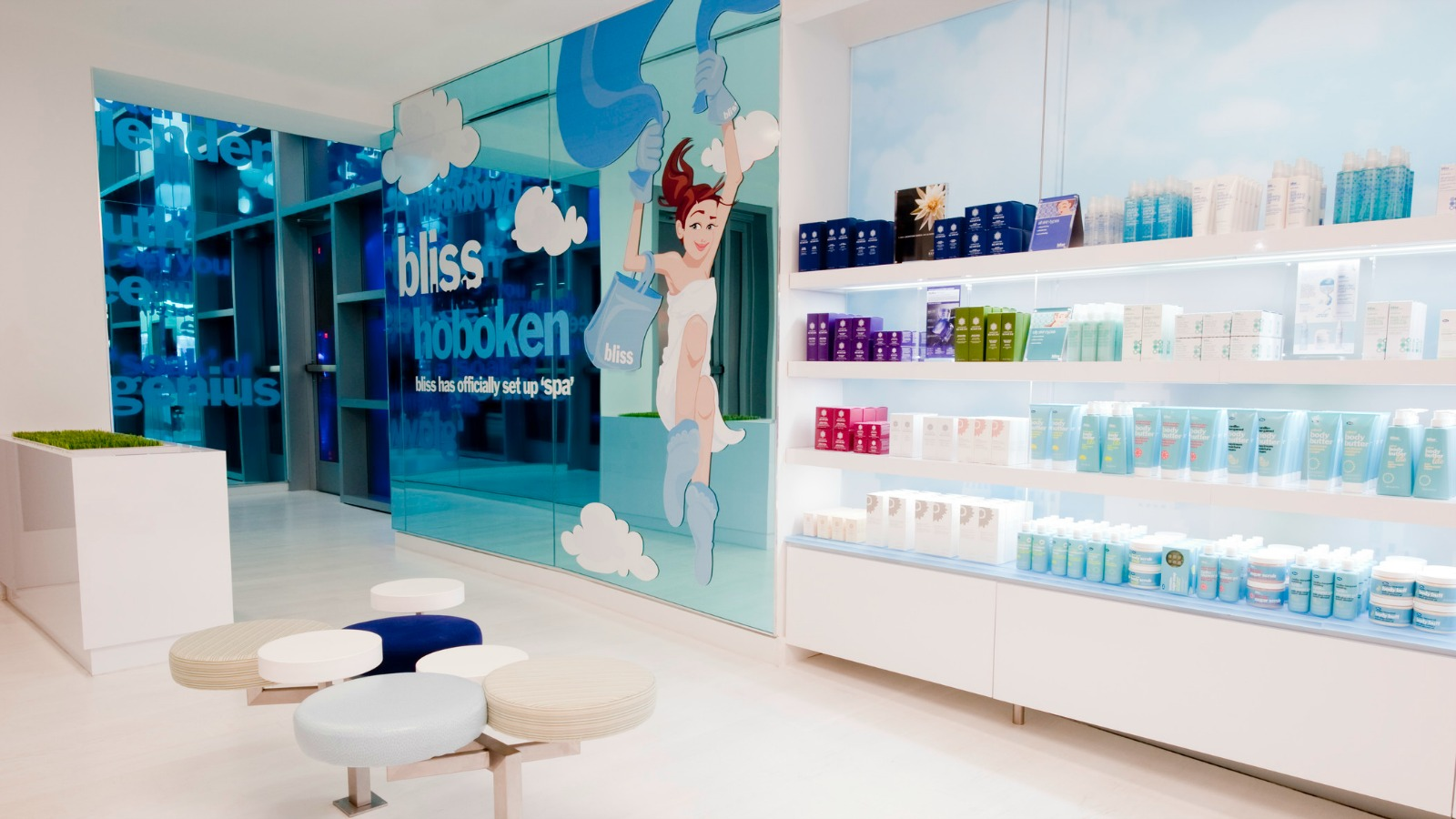 Bliss® Spa Hoboken | W Hoboken